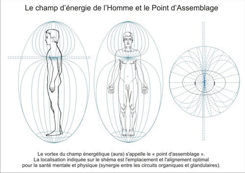 point d'assemblage