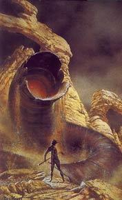 Réflexion sur le confinement Dune et la lithanie de la peur