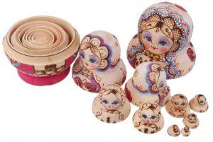 Réflexion sur le confinement poupées russes