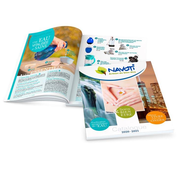 le nouveau catalogue 2020 de Navoti